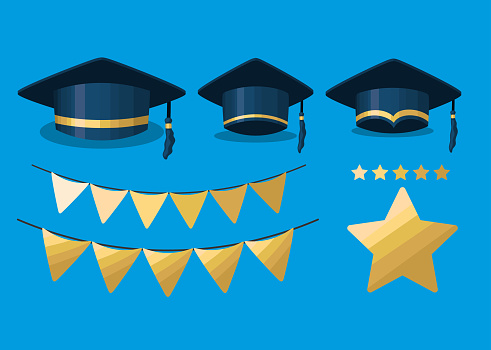 graduation ceremony items