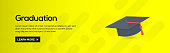 istock Graduation Flat Web Banner 957389560