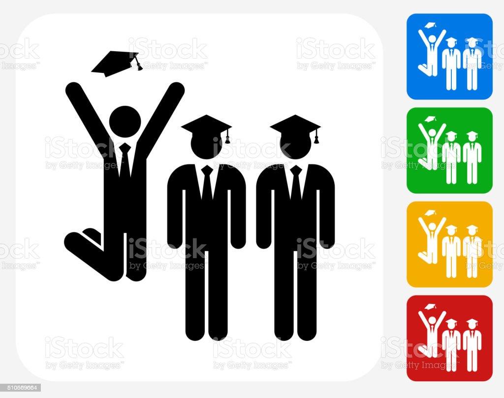 Graduation graphic design
