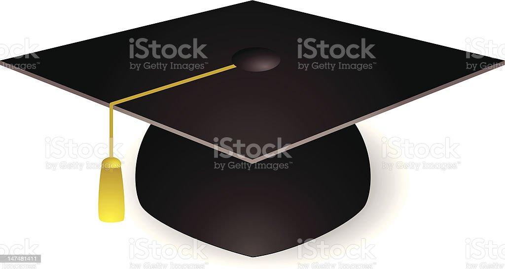Cappello di laurea Tocco accademico cappello di laurea tocco accademico -  immagini vettoriali stock e altre 6531c1fe0b1b