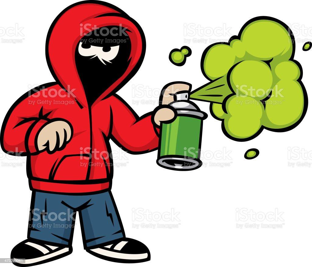 royalty free gang member graffiti crime art clip art vector images rh istockphoto com american graffiti clipart graffiti clip art coloring pages