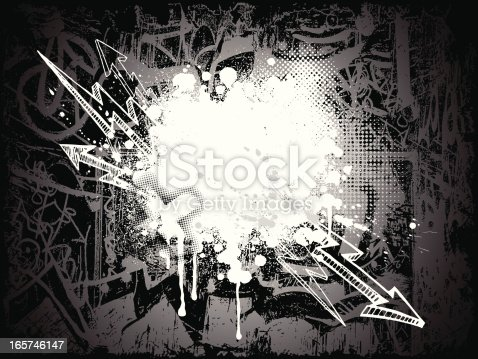 istock Graffiti Background 165746147