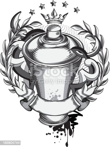 Graffiti emblem