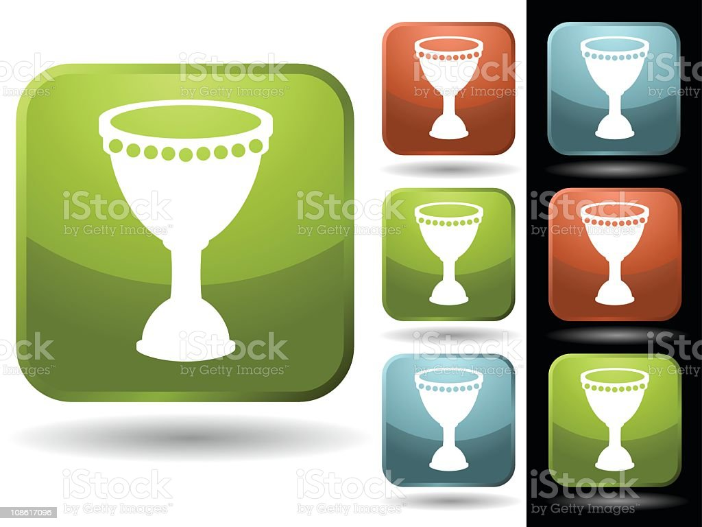 Grail royalty-free grail stock vector art & more images of catholicism
