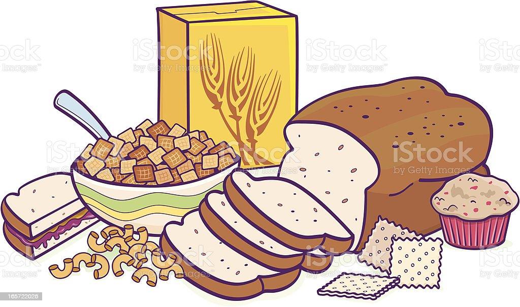 royalty free whole grain crackers clip art vector images rh istockphoto com grains clipart pictures grain clipart free
