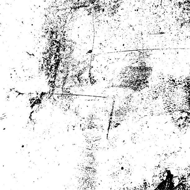 grainy overlay textur - verzweiflung stock-grafiken, -clipart, -cartoons und -symbole