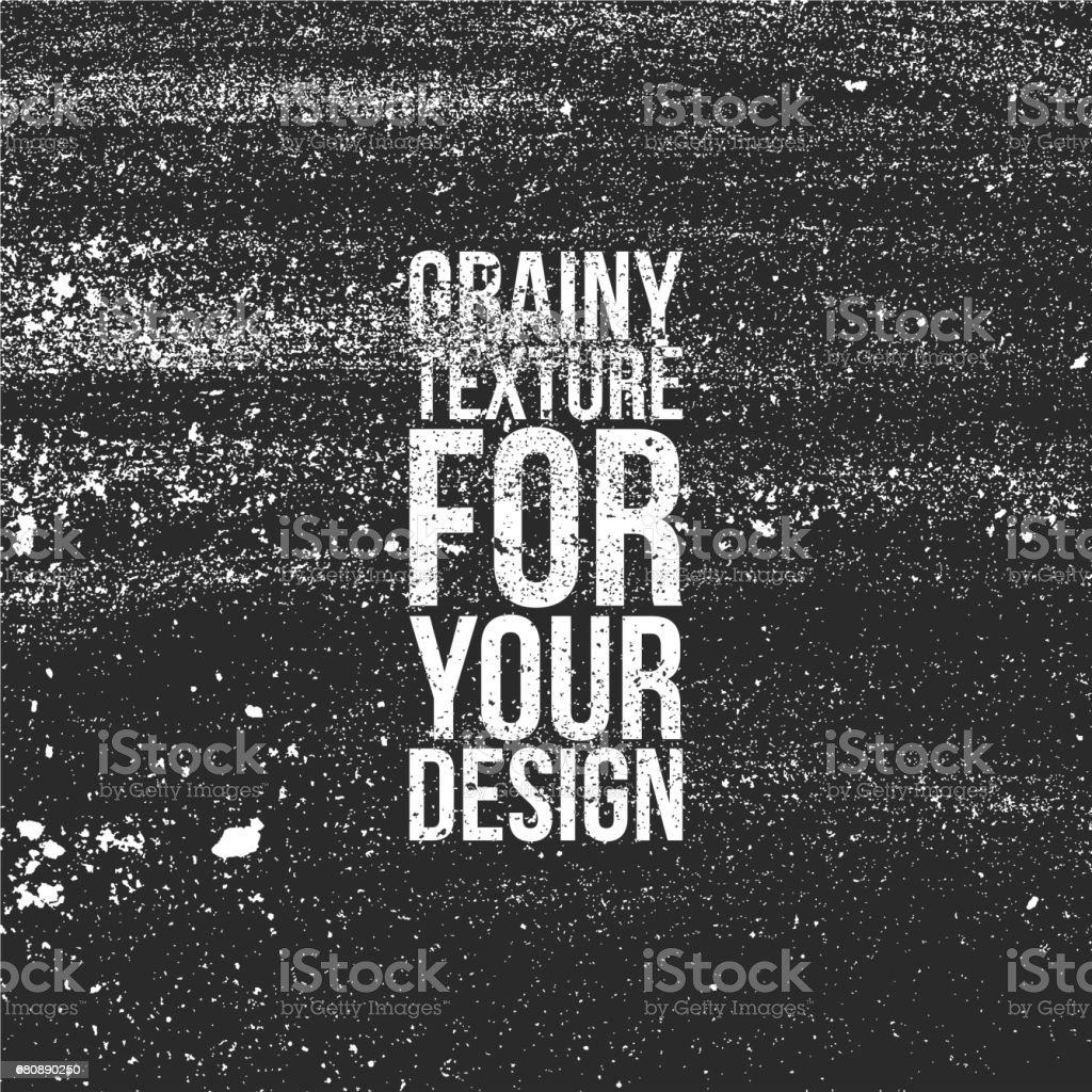 Grainy Texture for Your Design vector art illustration