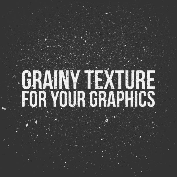 grainy texture for your graphics - grunge background stock illustrations