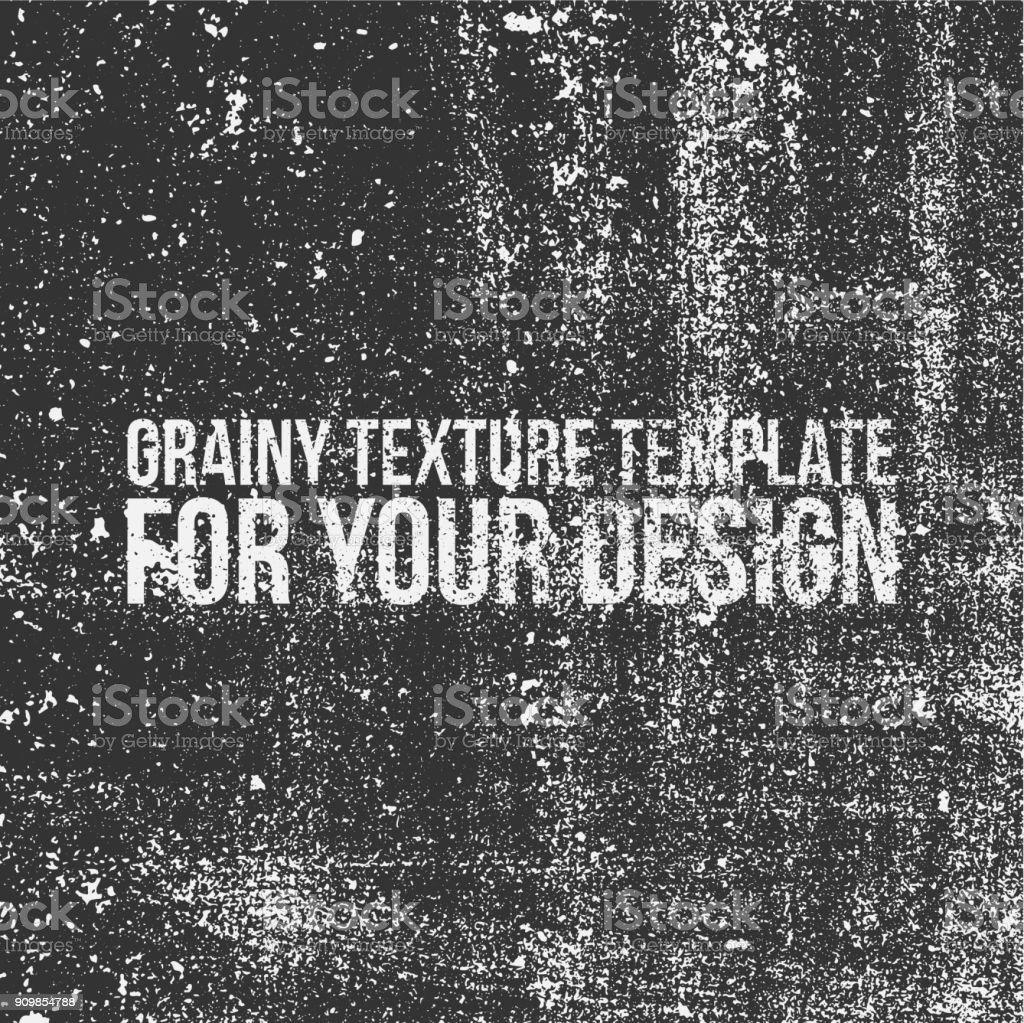 あなたの設計のための粗いテクスチャ テンプレート ベクターアートイラスト