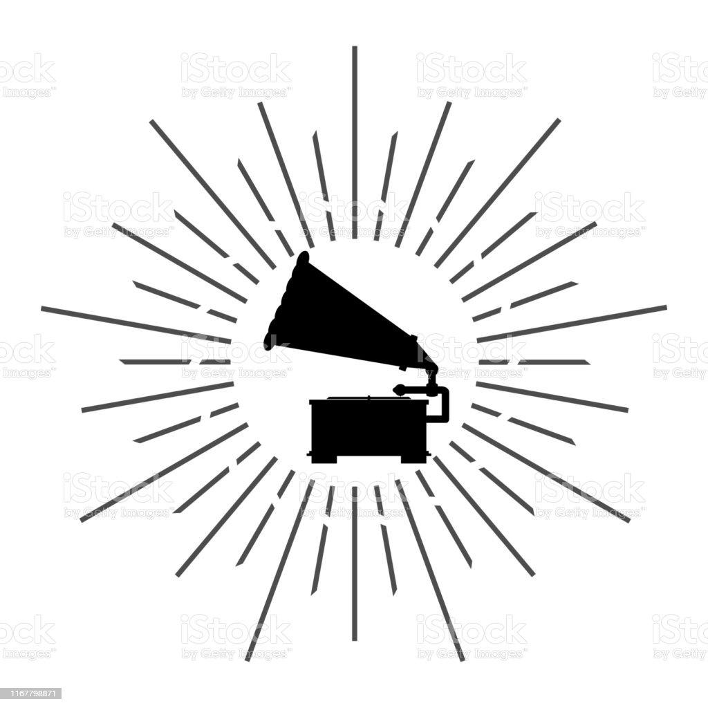 gramophone icon simple illustration of gramophone vector icon for web vector illustration stock illustration download image now istock gramophone icon simple illustration of gramophone vector icon for web vector illustration stock illustration download image now istock