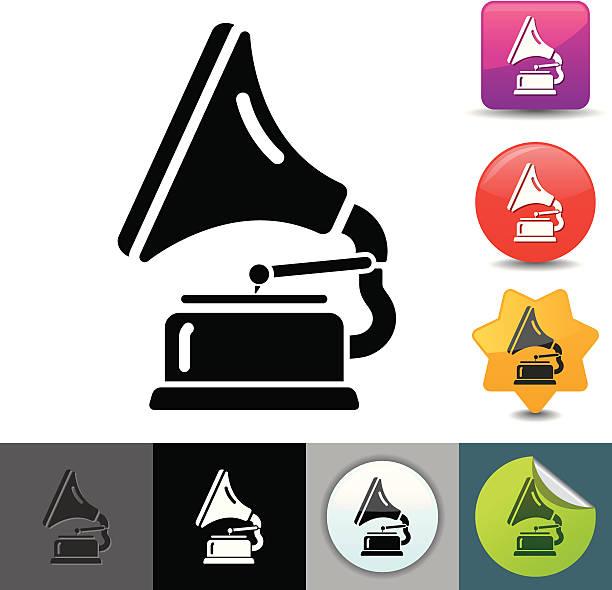 gramophone vector art graphics freevector com https www freevector com vector gramophone