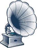 istock Gramophone 472280449