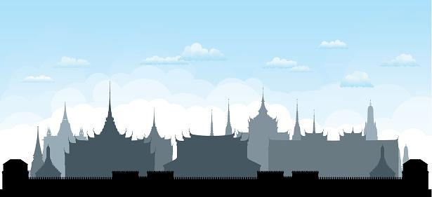 Grand Palace and Wat Pho, Bangkok