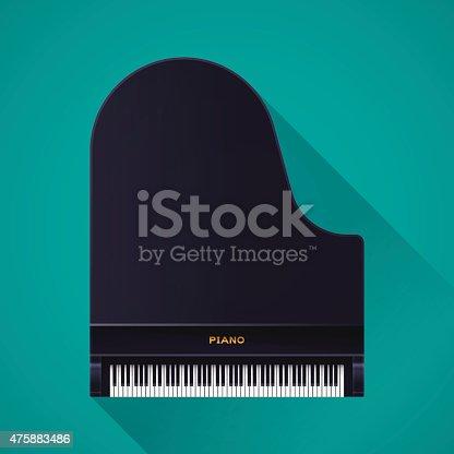 istock Grand Piano 475883486