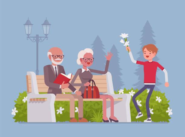 Büyükanneler ve büyükbabalar