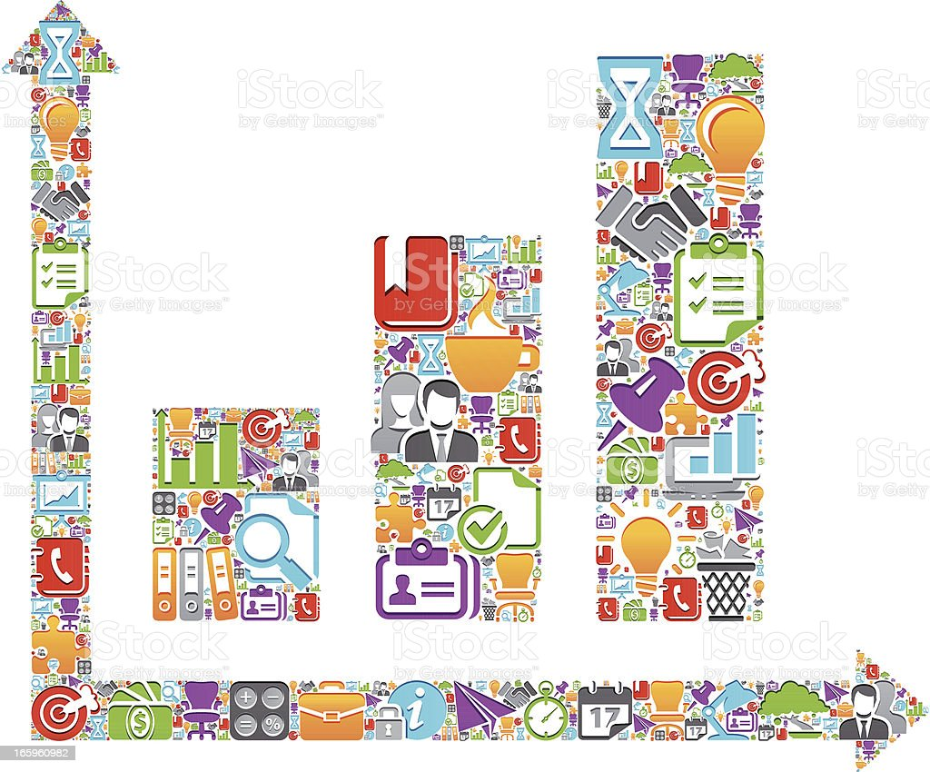 Graph Concept royalty-free graph concept stock vector art & more images of accountancy