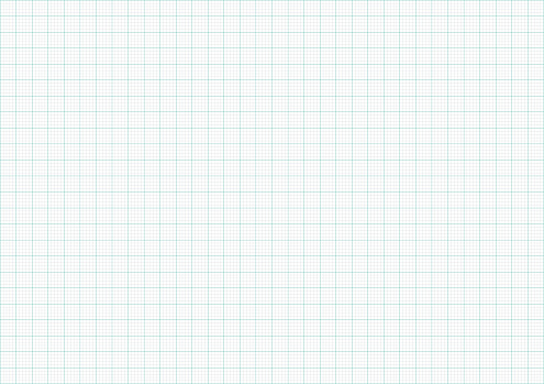 Graph paper architecture maths background
