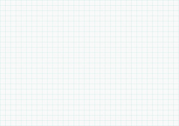 Graph paper architecture maths background Seamless grid lines background. Vector graphic artwork design element architecture backgrounds stock illustrations