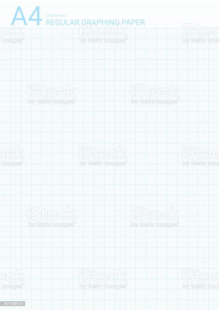 graph paper background vector blue plotting millimeter drawing ruler