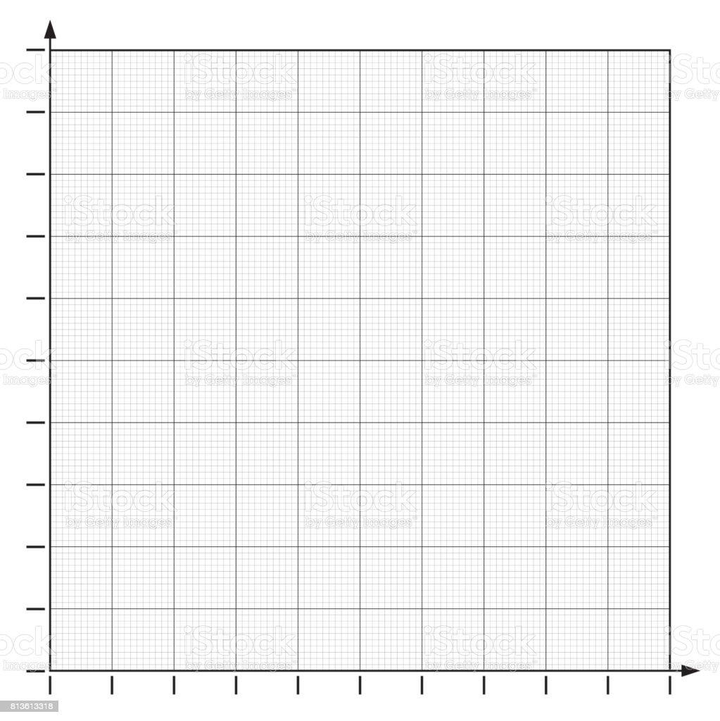graph paper coordinate paper grid paper squared paper vector royalty free graph paper coordinate paper