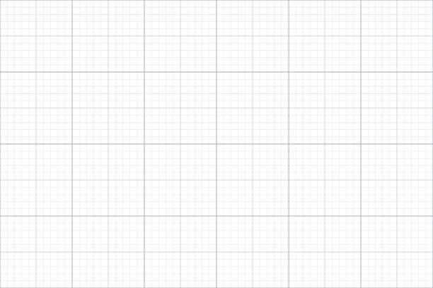 millimeterpapier. nahtlose muster. backgound architekt. millimeter-raster. vektor - gitter stock-grafiken, -clipart, -cartoons und -symbole