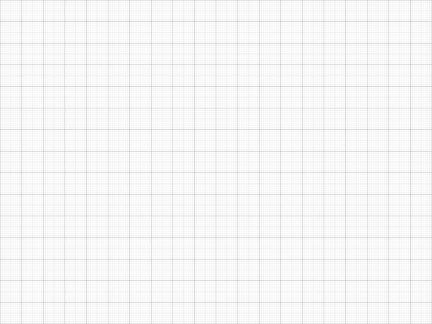 millimeterpapier. nahtlose muster. vektor-raster-vorlage. reale größe - gitter stock-grafiken, -clipart, -cartoons und -symbole