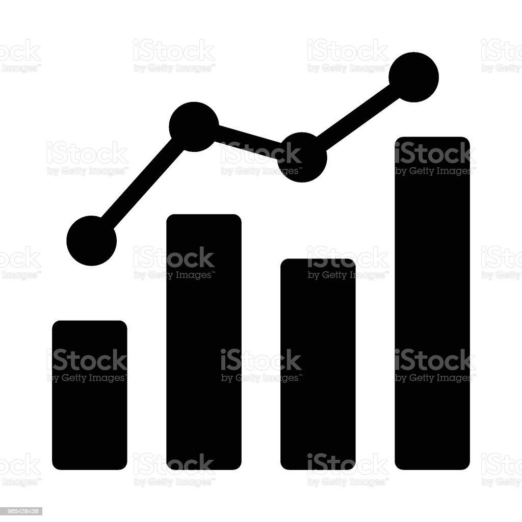 graph royalty-free graph stock vector art & more images of accountancy