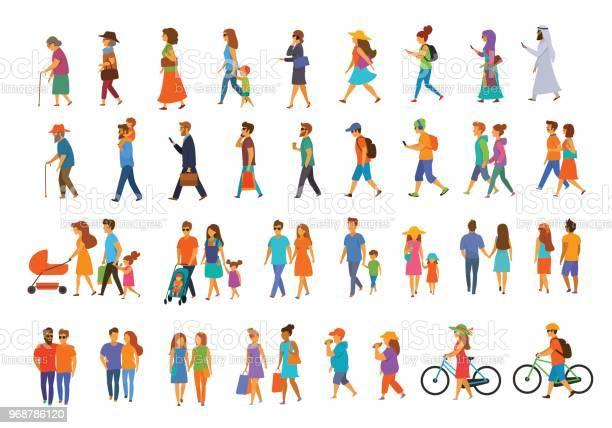 Graphic collection of people walking vector id968786120?b=1&k=6&m=968786120&s=612x612&h=qfmpxptuc8qyrtfyqkfvdfuchhkc8vlwgr4suhikzek=