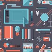 Graphic Design Flat Design Pattern