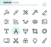 Graphic Design - Pixel Perfect icons