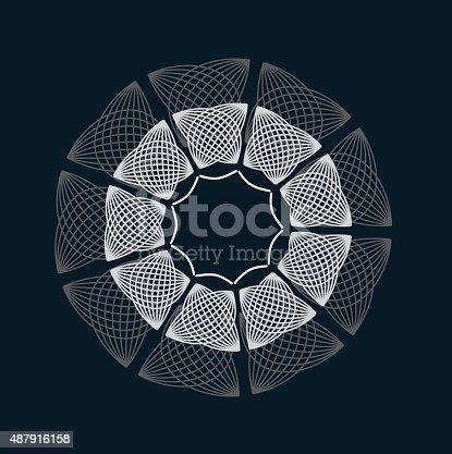 istock Graphic element. Vector illustration. 487916158