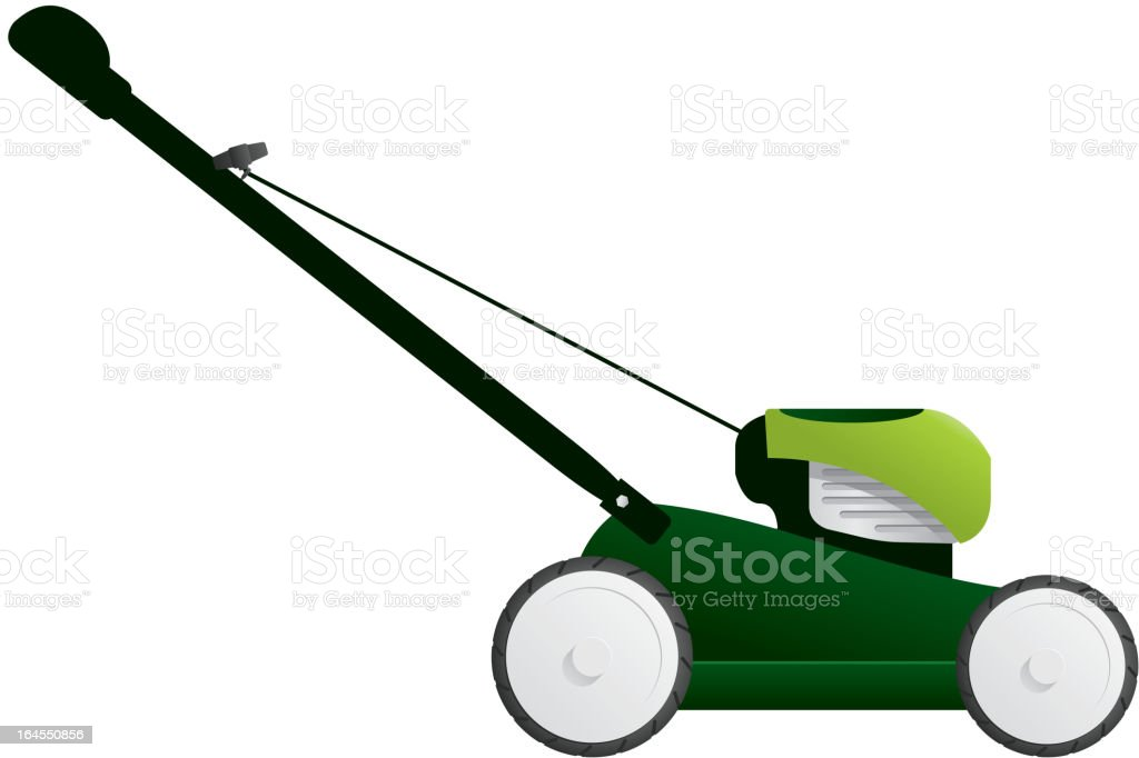 royalty free riding lawn mower clip art vector images rh istockphoto com lawn mower clipart vector lawn mower clipart images