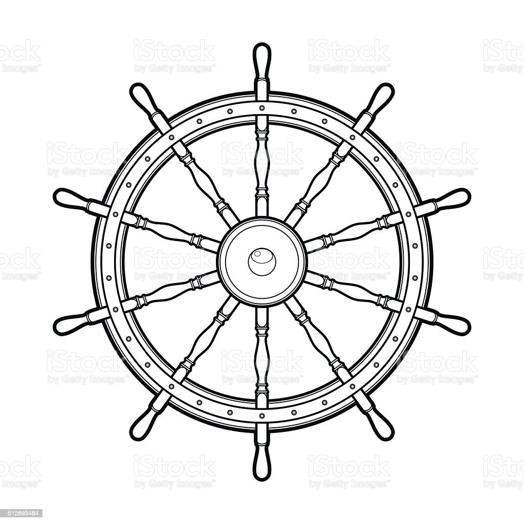royalty free cruise ship outline clip art  vector images