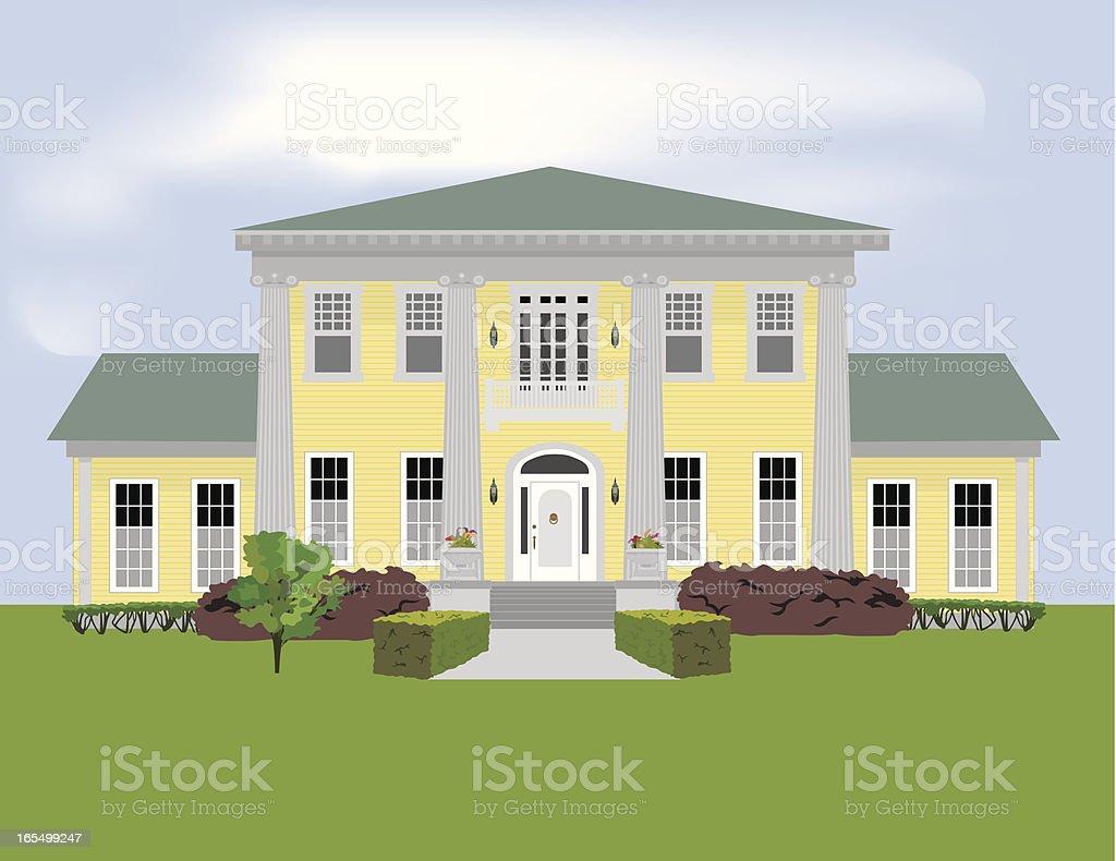 royalty free mansion clip art vector images illustrations istock rh istockphoto com haunted mansion clipart disney creepy mansion clipart