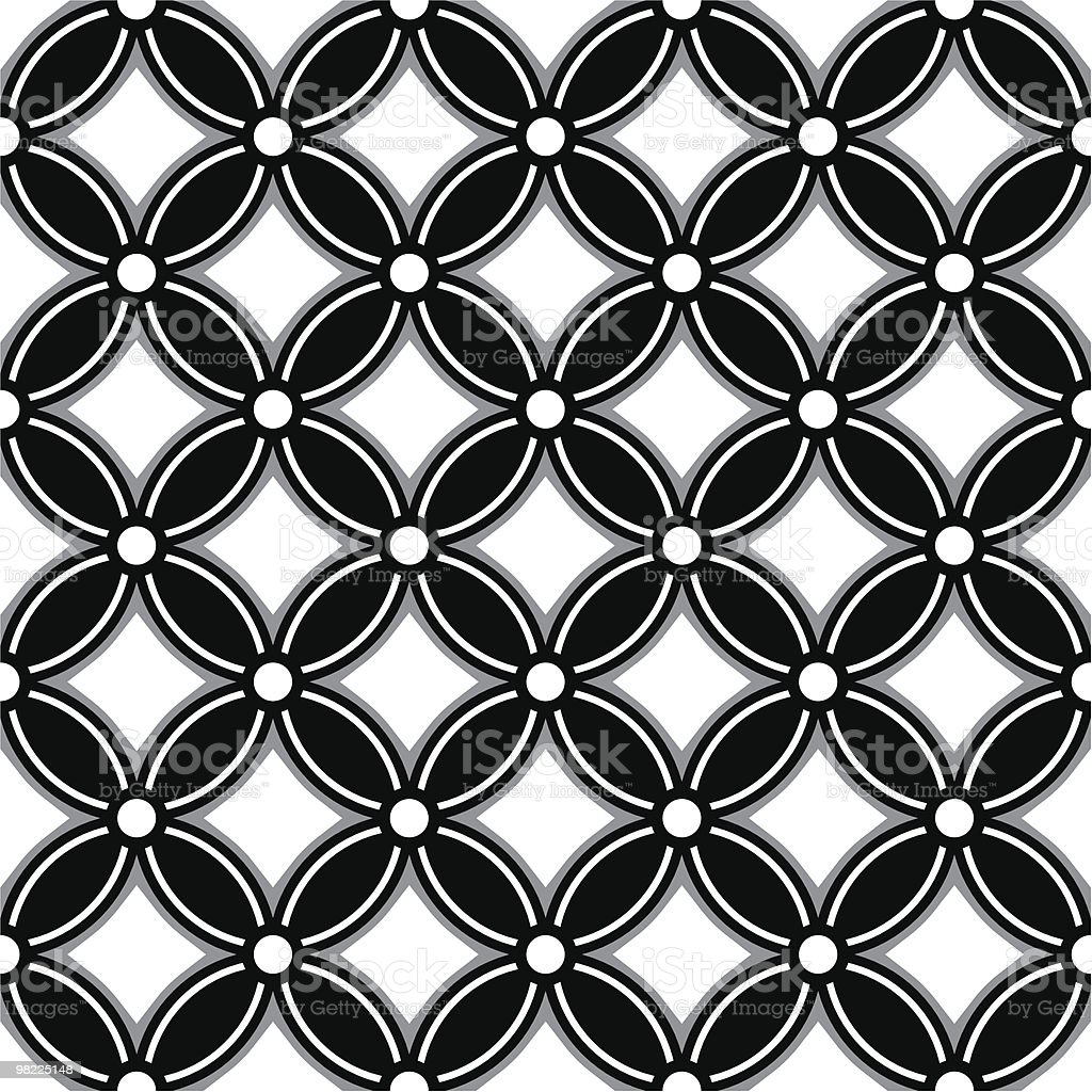 Graphic Ring Pattern royalty-free graphic ring pattern stock vector art & more images of backgrounds