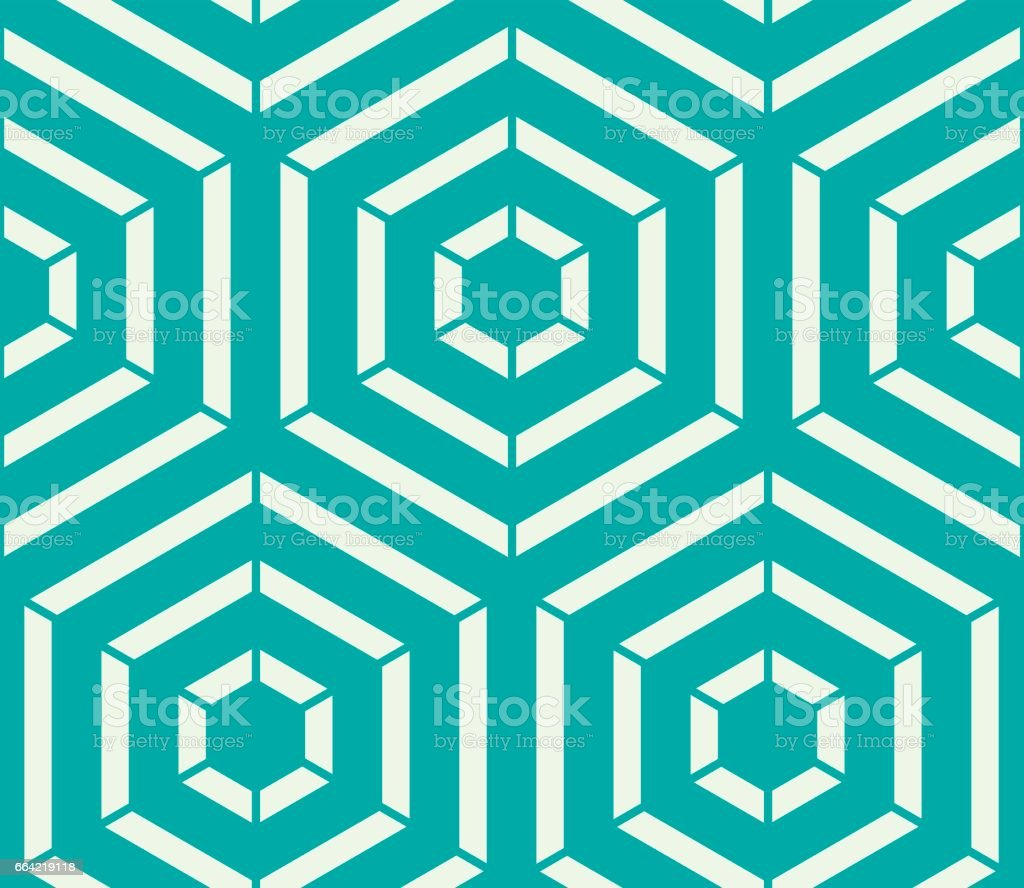 graphic simple ornamental tile vector repeated pattern made using