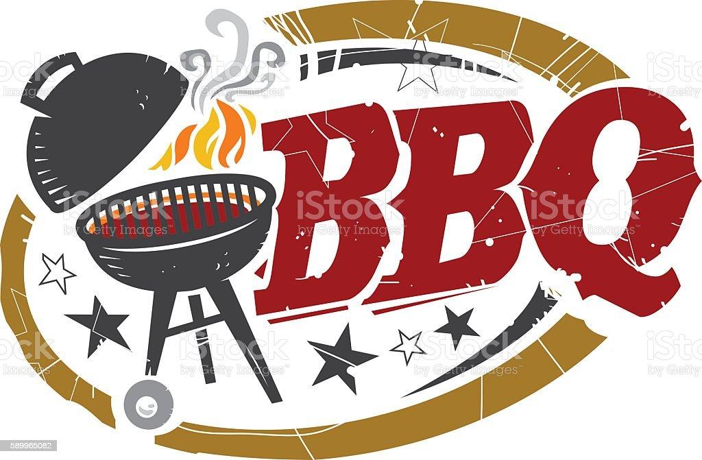 Bbq Graphic-vektorgrafik och fler bilder på Biff - iStock