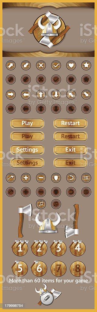 그래픽 사용자 인터페이스 게임 7 royalty-free 그래픽 사용자 인터페이스 게임 7 2차 도형에 대한 스톡 벡터 아트 및 기타 이미지