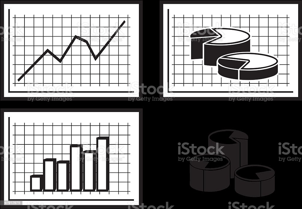 Graphs and Diagrams royalty-free graphs and diagrams stock vector art & more images of art