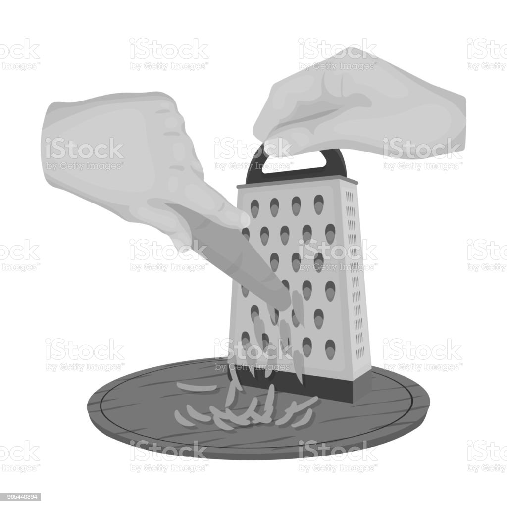 Grater, single icon in monochrome style.Grater, vector symbol stock illustration web. grater single icon in monochrome stylegrater vector symbol stock illustration web - stockowe grafiki wektorowe i więcej obrazów akcesorium osobiste royalty-free