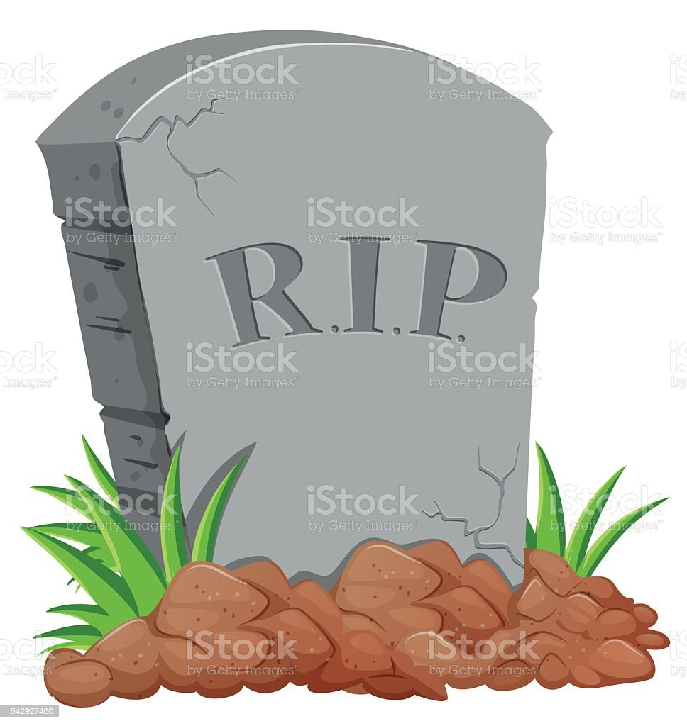 royalty free rest in peace clip art vector images illustrations rh istockphoto com grace clipart grave clipart images