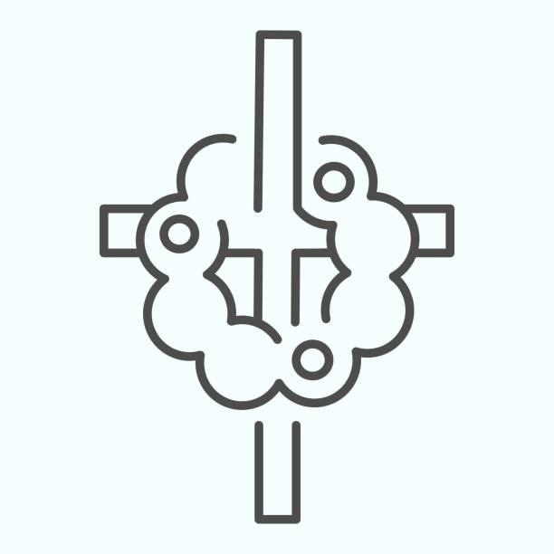 Funeral Program Illustrations, Royalty-Free Vector
