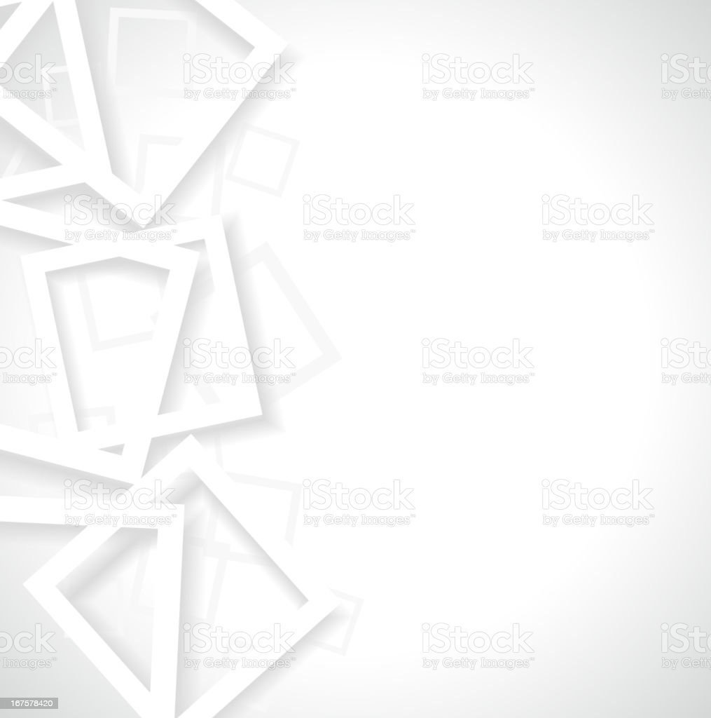 gray abstract background royalty-free stock vector art