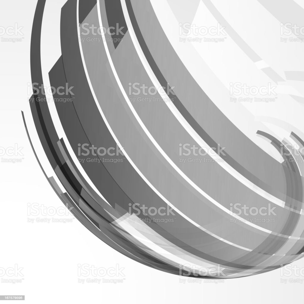 gray abstract technology  background royalty-free stock vector art