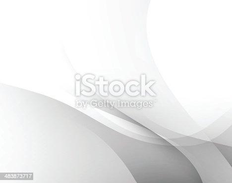 istock Gray background 483873717