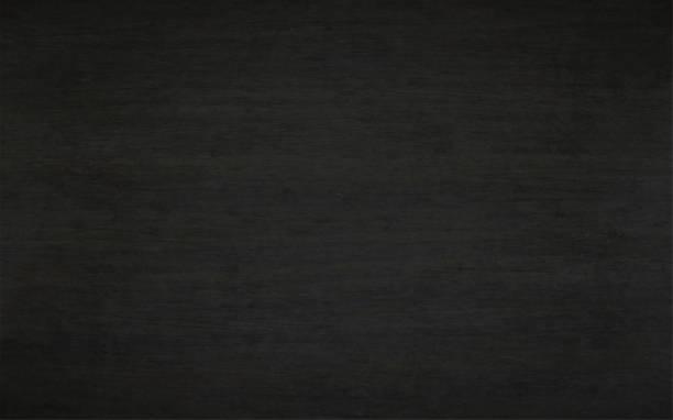 illustrations, cliparts, dessins animés et icônes de illustration de vecteur texturé d'ardoise noire grise - fond bois