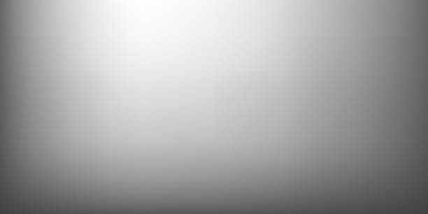 Gray bokeh background Defocused background blur background stock illustrations