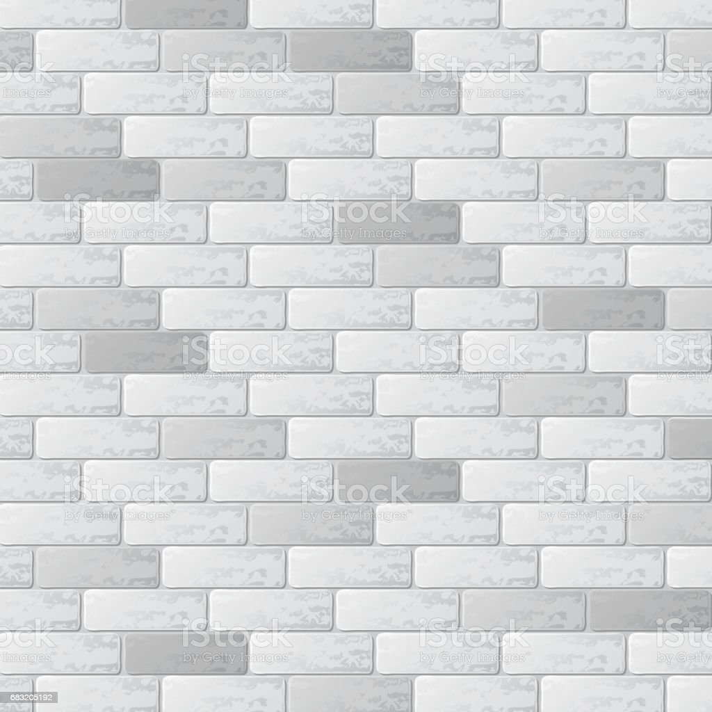 Gray brick wall background royalty-free gray brick wall background stock vector art & more images of abstract