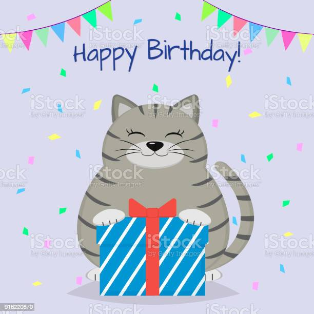 Gray cat is sitting and holding a box with a gift on the background vector id916220870?b=1&k=6&m=916220870&s=612x612&h=26rr5l1bpomkqi nbjlm3qfgncoepbnkmtqkwfm5jra=