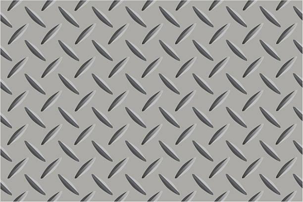 Gray diamond board vector pattern vector art illustration